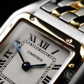 CA21923S Cartier Ladies Panthere 2-Row Close3