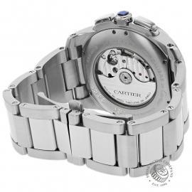 CA22200S Cartier Calibre de Cartier Chronograph Back