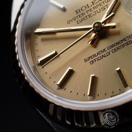 RO21690S Rolex Ladies Datejust Close8 1