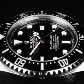 RO21847S Rolex Sea Dweller DEEPSEA Close6