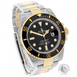RO22521S Rolex Submariner Date Dial 1