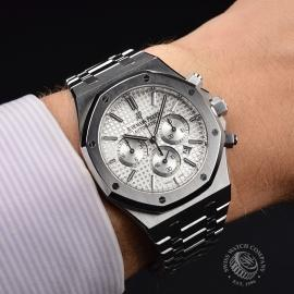 AP21218S Audemars Piguet Royal Oak Chronograph Wrist