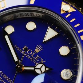 RO21898S Rolex Submariner Date Close3