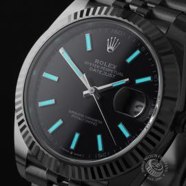 RO21961S Rolex Datejust 41 Unworn Close1