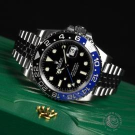 21227S Rolex GMT Master II - 2019 Model Close10 1