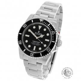 Rolex Submariner Non Date Ceramic Unworn