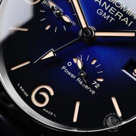 PA1930P Panerai Radiomir 1940 GMT Power Reserve Close4 1
