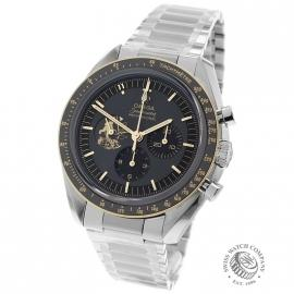 OM21658S Omega Speedmaster Apollo 11 50th Anniversary Limited Edition Back