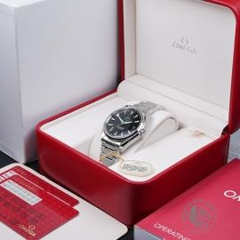 OM21643S Omega Seamaster Aqua Terra Box