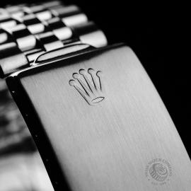 RO22030S Rolex Vintage Datejust 36 Close7