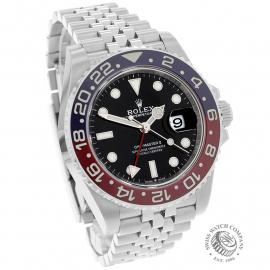 RO21767S Rolex GMT-Master II BLRO Dial