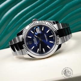 RO21703S Rolex Datejust 41 Close10