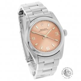 RO21830S Rolex Mid Size Oyster Perpetual Dial