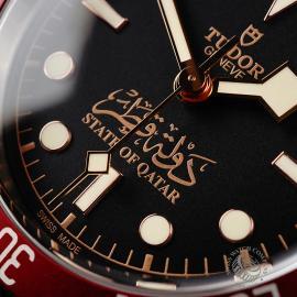 TU22224S Tudor Heritage Black Bay Red Unworn Close4 1