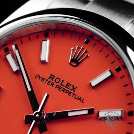 RO22709S Rolex Oyster Perpetual 41 Close3