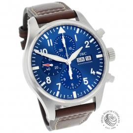 IW22045S IWC Pilots Chronograph 'Le Petit Prince' Edition Dial