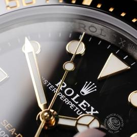 RO22167S Rolex Sea-Dweller Close6