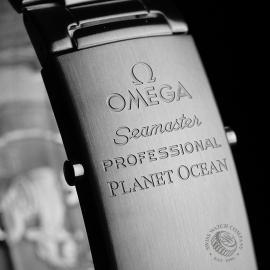 OM21911S Omega Seamaster Planet Ocean Close8
