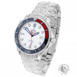 Omega Seamaster Commander's Watch