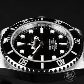 RO21854S Rolex Submariner Non Date Close6