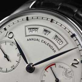 IW17931S IWC Portugieser Annual Calendar Close3 1