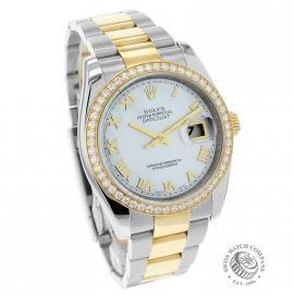 21460S Rolex Datejust Dial 1