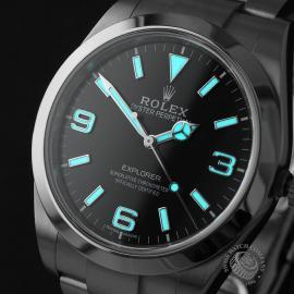 RO22498S Rolex Explorer 39 Close1