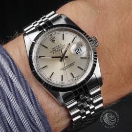 RO22666S Rolex Datejust Wrist