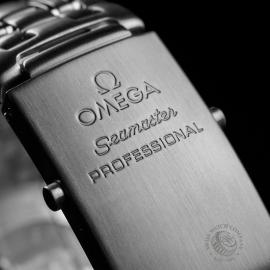 OM22308S Omega Seamaster Professional Co-Axial Close8