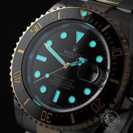 RO22167S Rolex Sea-Dweller Close1
