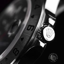 21351S Rolex Explorer II Close1