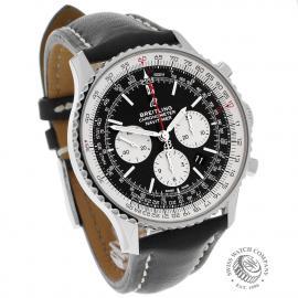 BR22725S Breitling Navitimer B01 Chronograph 46 Dial