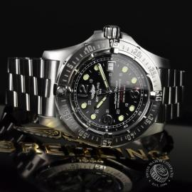 19623S Breitling Superocean Steelfish Close6 1