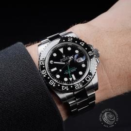 RO21622S Rolex GMT Master II Wrist