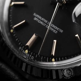 RO1917P Rolex Vintage Datejust 36 Close4