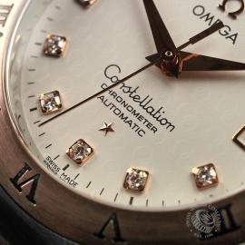 OM22331S Omega Constellation '50th Anniversary' Close4