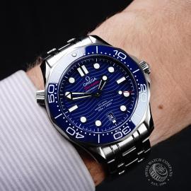 OM21805S Omega Seamaster Professional 300M Wrist