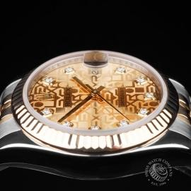 RO21580S Rolex Datejust Midsize Close7