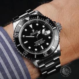 RO22642S Rolex Submariner Date Wrist