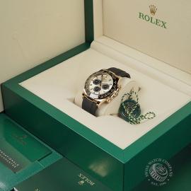 RO22580S Rolex Cosmograph Daytona 18ct Gold Cerachrom Unworn Box 1