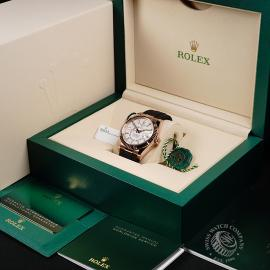 RO22155S Rolex Sky-Dweller Everose Unworn Box