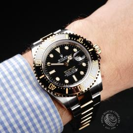 RO22167S Rolex Sea-Dweller Wrist