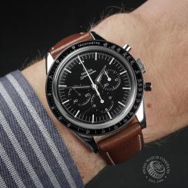 OM22547S Omega Speedmaster 'First Omega in Space' Wrist