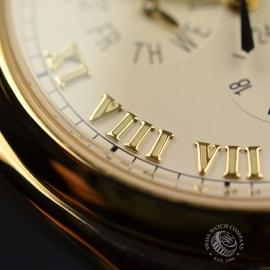 PK21281S Patek Philippe Annual Calendar 18ct Close8