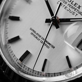 RO1921P Rolex Vintage Datejust 36 Close4 2