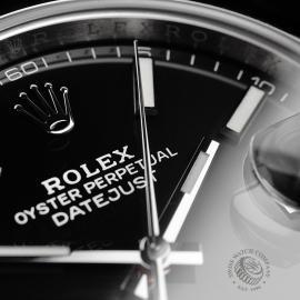 RO22042S Rolex Datejust 41 Close5