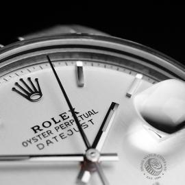 RO1921P Rolex Vintage Datejust 36 Close5