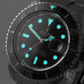 RO21808S Rolex Sea Dweller 50th Anniversary Unworn Close1