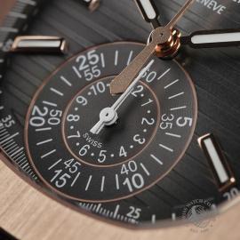PK22578S Patek Philippe Nautilus Chronograph Rose Gold Close4