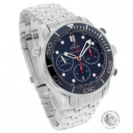 OM2139S Omega Seamaster Professional Chronograph Co Axial Dial